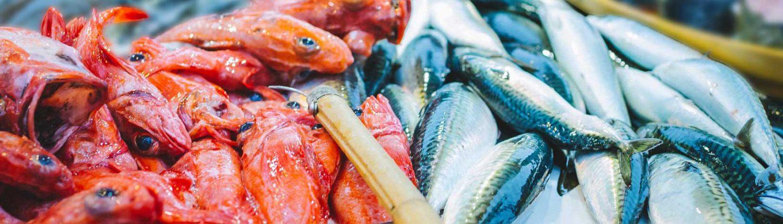 Newport Beach Dory Fleet Seafood Market